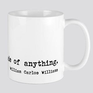 poetry quotation Mug
